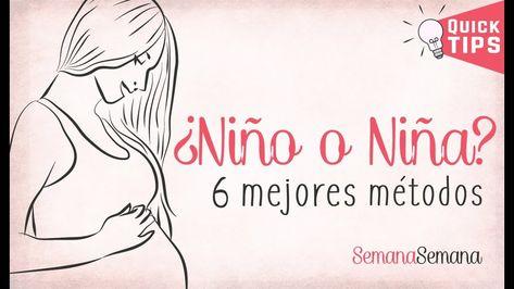 Niño O Niña Como Saber El Sexo De Tu Bebé Trimestre 2 De Embarazo