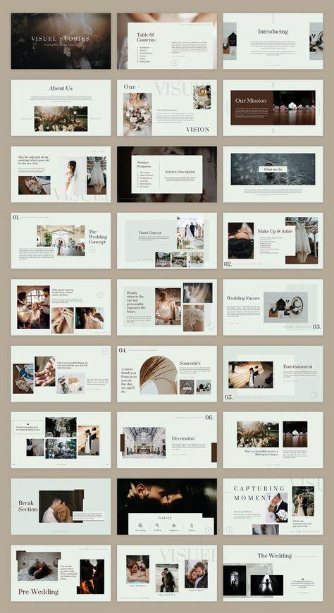 Wedding Keynote Presentation Template