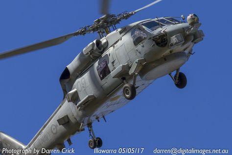 aviation Sikorsky Sea Hawk N48-009 of...