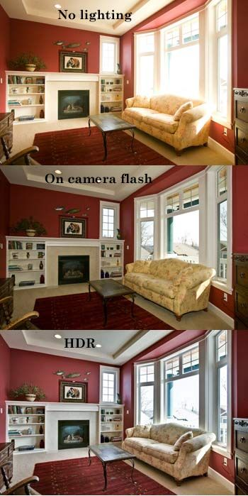 Flash Vs HDR For Interiors And Real Estate Photography Part II Mood Color Case Study