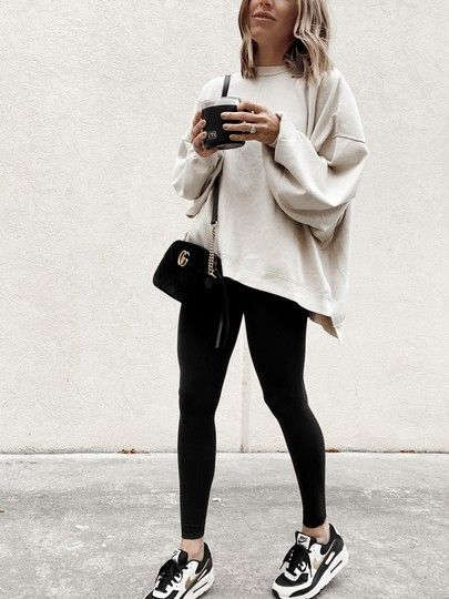 CASUAL WINTER OUTFIT IDEA