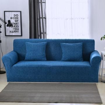 Blue Sofa Cover Decoracao De Casa Capa De Sofa E Forro De Sofa