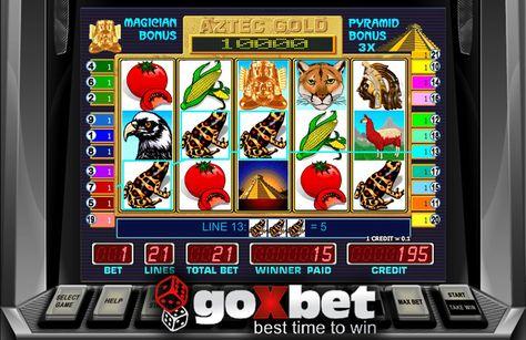 Играть в игровые автоматы бесплатно и без регистрации золото ацтеков казино старый замок ярославль