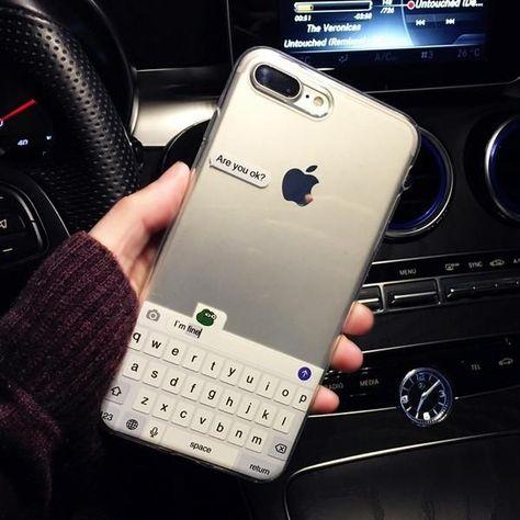 Are You Ok Im Fine Meme iPhone Case | Iphone phone cases ...