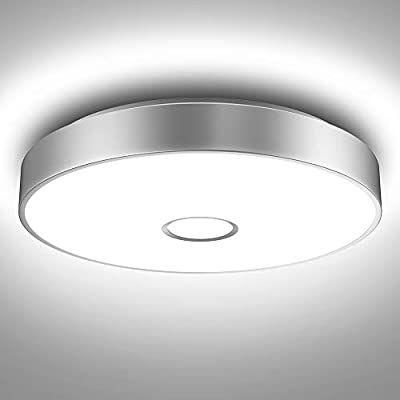 Waterproof 32w Led Ceiling Lights, Bright Bathroom Ceiling Lights