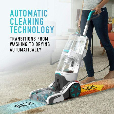 Our Best Full Size Upright Carpet Cleaner Automatic Cleaning Technology Push Forward To Clean Carpet Cleaning Solution Carpet Cleaner Vacuum Carpet Cleaners