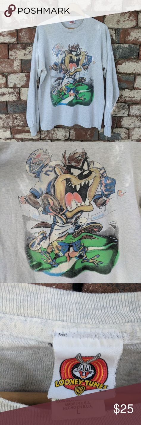 mlb Looney Tunes Taz & Daffy...