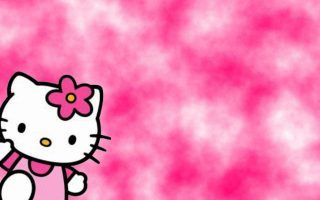 Desktop Wallpaper Kitty With Resolution 1920x1080 Pixel You Can Use This Wallpaper As Background For Hello Kitty Wallpaper Cute Wallpapers Hd Cute Wallpapers