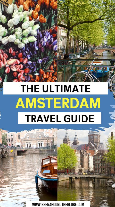 The ultimate Amsterdam travel guide