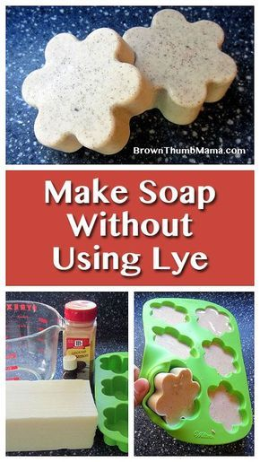 Make Soap Without Using Lye Homemade Soap Recipes Soap Making Soap Recipes