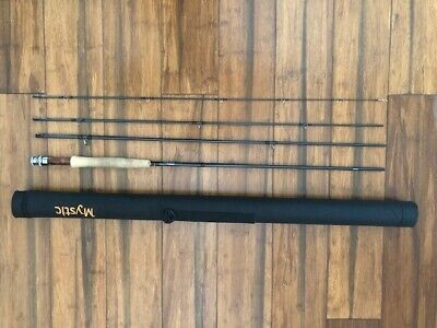 Mystic M Series 4 Piece 10 3 5 Wt Fly Rod Euro Nymph Used Once In 2020 Fly Rods Nymph Mystic