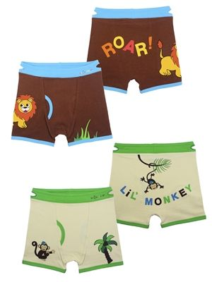 EZ Socks makes underwear with special holes in the waistband where kids with fine motor needs can hook their fingers into, making pulling up the underwear easy.