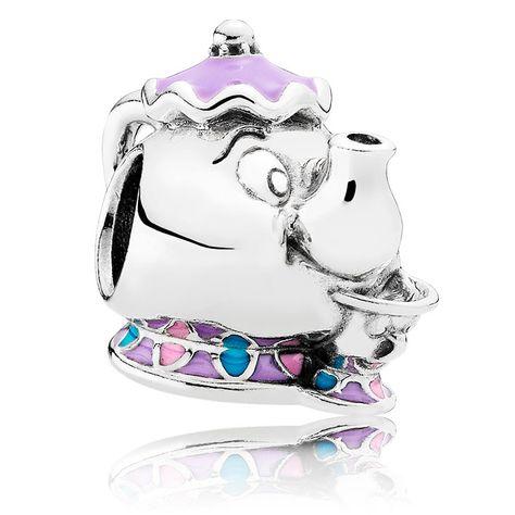 £10 off Genuine CHAMILIA Disney/'s Moonlit TINKERBELL Charm Bead RRP £50 Love