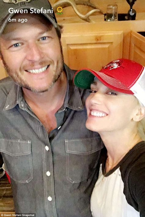 All smiles! Gwen Stefani, who is currently on tour, took to Snapchat sharing some candid m...