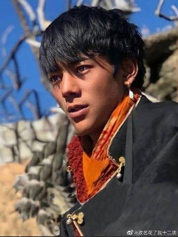 イケメン チベット