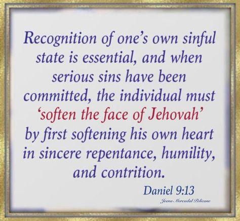 Daniel 9:13