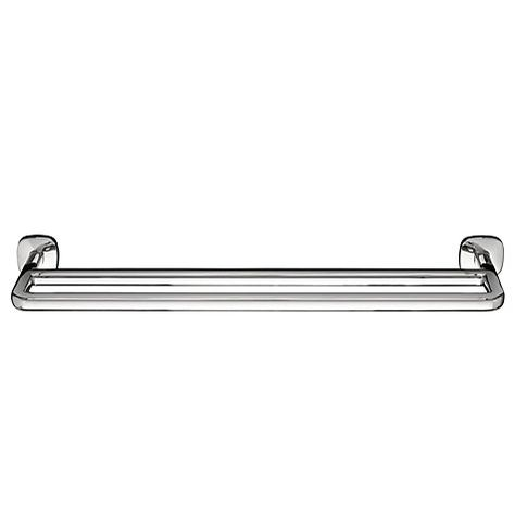 Croft Collection Selby Chrome Towel Rail