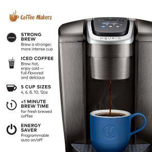 10 Best Keurig Coffee Makers 2019 Single Serve Coffee Makers