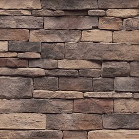 For Front Of House Cement Cover Up 68 At Lowe S Stonecraft 9 Sq Ft Tennessee Ledgestone Flats Ledgestone Basement Remodel Diy Cheap Remodel
