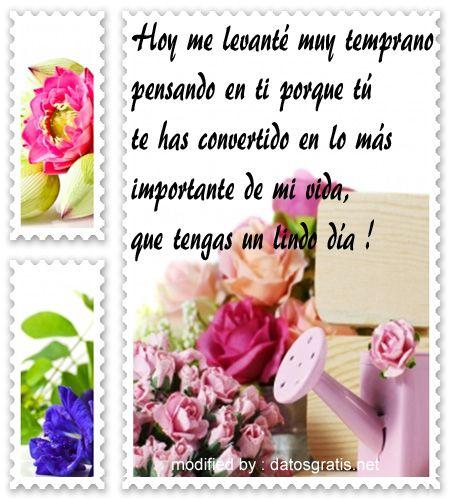 Gratis Frases De Buenos Dias Para Mi Pareja Con Imagenes Frases
