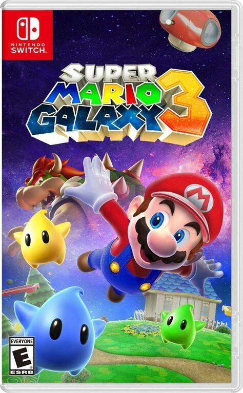 Album Nintendo Switch Boxart Mock Ups Super Mario Bros Games Nintendo Switch Games Nintendo