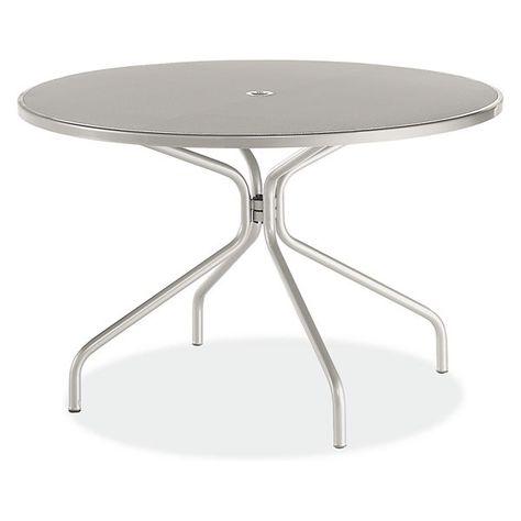 BEST Gartentisch »Primo«, klappbar, Stahl/Alcolit, ø 100 cm Jetzt