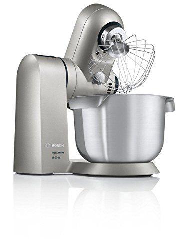 Offerta Di Oggi Bosch Mumxl10t Maxximum Macchina Universale Da Cucina Colore Argento 1600 W A Eur 594 90 Invece Glass Blender Bosch Mixer Kitchen Machine