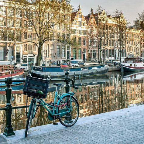dutch Bikes, boats, and beer! By...