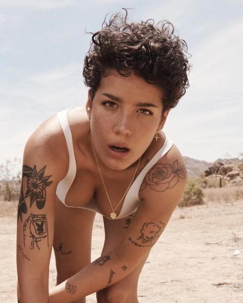 Halsey Is a Rebel at Peace: The Rolling Stone Cover Story – Rolling Stone
