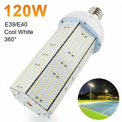 Sponsored Ebay 120w Led Corn Light Bulb E39 Mogul Base 6000k Metal Halide Replacement 600w In 2020 Light Bulb Bulb Energy Efficient Lighting