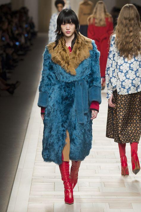 Fendi Fall/Winter - Milan - Access Runway - Fashion Week Fashion Shows