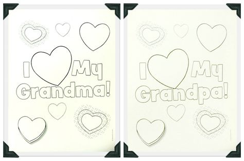 Happy Valentine S Happy Father S Day Pictures To Color Freebie