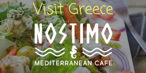 Nostimo Cafe | Resturants in 2019 | Party catering, Spinach