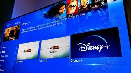 In A Similar Way To Netflix Sky Has Confirmed A Multi Year Deal Which Will See Disney Plus Launch On Sky Q As Well As Now Tv Here In 2020 Disney Plus