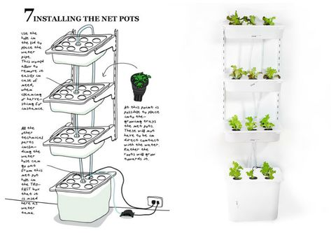 DIY Hidroponic garden