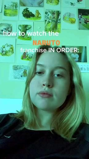 How to watch Naruto movies in order ^^