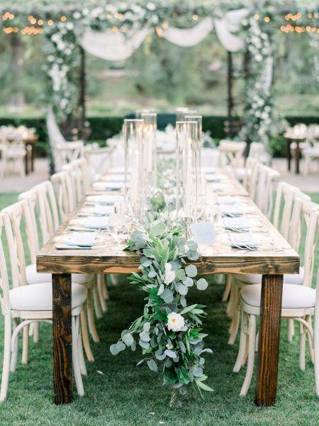 A Lush Garden Wedding At Rancho Bernardo Inn Botanical Garden Wedding Invitations Diy Wedding Table Lush Garden