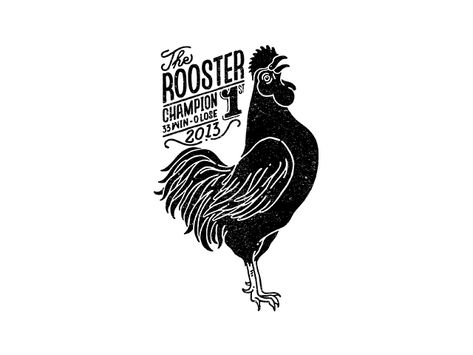 Rooster Turkey Cock Fight Deluxe Printing Small Purse Portable Receiving Bag
