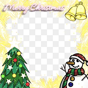 Golden Christmas Tree Leaves As Border With Decoration Golden Christmas Tree Png Transparent Clipart Image And Psd File For Free Download Christmas Tree Background Christmas Frames Christmas Background