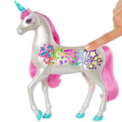 Barbie Dreamtopia Brush N Sparkle Unicorn Unicorn Barbie Unicorn Toys Barbie Beach Doll