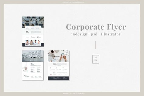 Corporate Flyer Vol.57