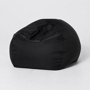 Surprising Bean Bag Medium Size Cover 150Lt Black In 2019 Home Inzonedesignstudio Interior Chair Design Inzonedesignstudiocom