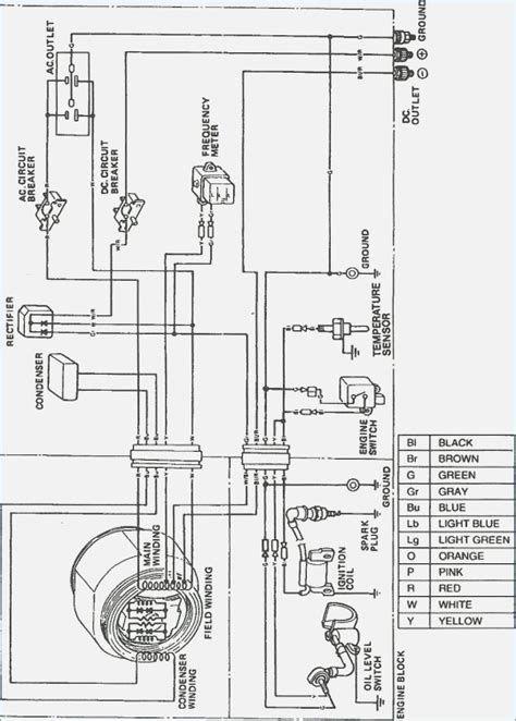 Wiring Diagram For Generac 22kw Free Download