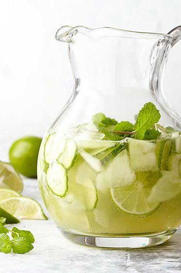 23 Pitcher Cocktail Recipes For Your Next Party Fruity Sangria Recipe Sangria Recipes Summer Drink Recipes