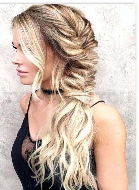 Rope Braid Hairstyle Ideas Rope Braid Blonde Hairstyle For Long Hair 2018 2019 Braidropeforjewelry In In 2020 Rope Braided Hairstyle Bohemian Hairstyles Hair Styles