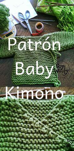 Teje Una Chaqueta Jersey Saquito De Bebé Con Dos Agujas Ropa De Bebe Recien Nacido Tejido Para Bebé Varón Y Tejido Bebe Dos Agujas
