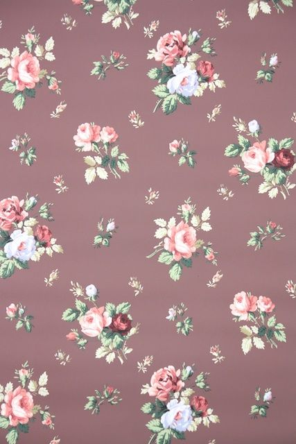 Vintage Wallpaper For Sale By The Yard On Etsy From Hannah S