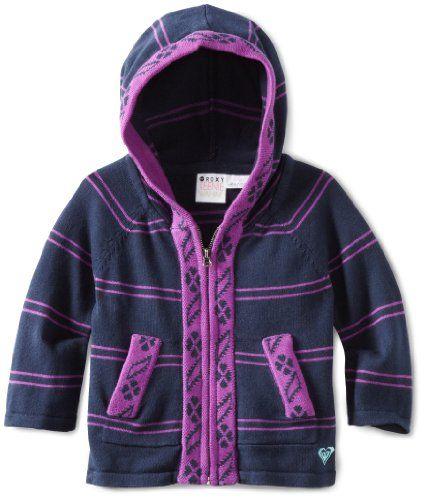 Roxy Kids Baby Girls Young Crush Sweater