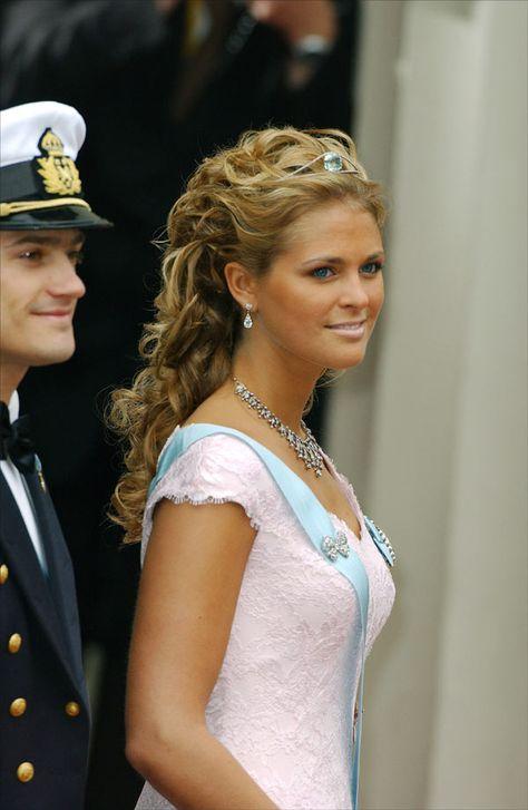 Magdalena de Suecia 'inaugura' oficialmente su vuelta al reino con una gala en palacio