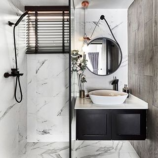 Renonation Renonation Instagram Photos And Videos Bathroom Design Small Bathroom Accessories Luxury Minimalist Small Bathrooms